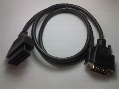 Konektor Db15 2 Baris Kabel Db 15 Cable Soket Socket tiecar net company products