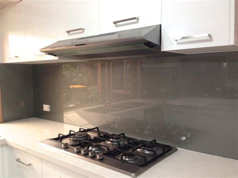 kitchen splashbacks ideas entranching metallic charcoal coloured glass splashbacks from ultimate of kitchen splashback