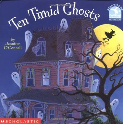 libro ten timid ghosts 15 awesome halloween books for kids eighteen25