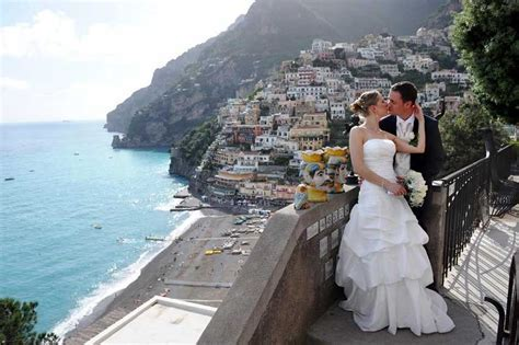 Amalfi Coast Weddings: Positano, Ravello Wedding Planners