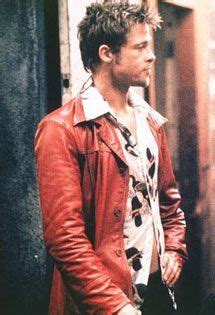 brad pitt hair shade fight club 53 best images about f2w leather cinema on pinterest