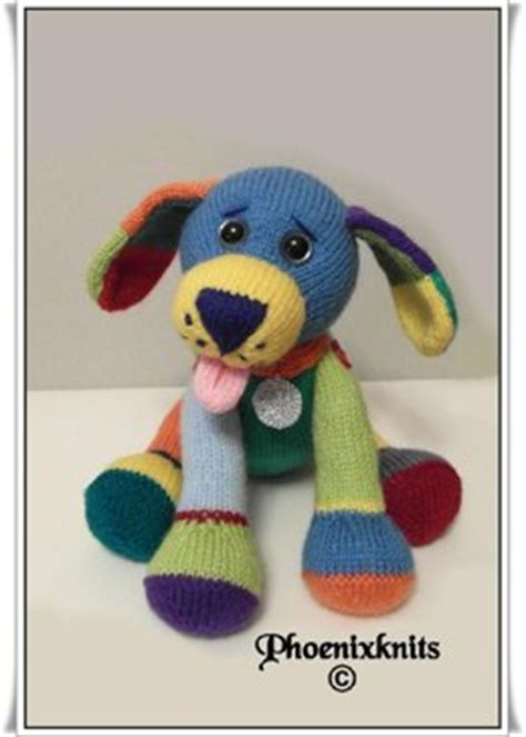 Kaos Bunny And Knit knitted soft toys free patterns crochet and knit