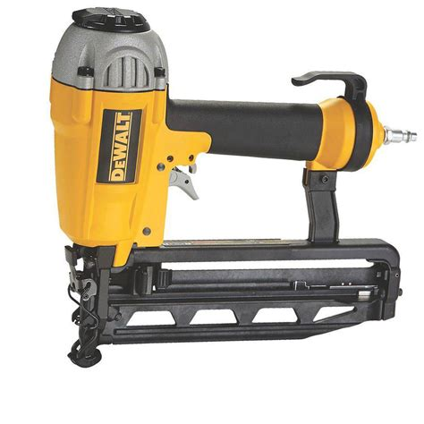 dewalt dpn1664 16 finish air nail gun 25mm 64mm