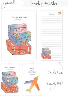 printable vacation postcards 1000 images about travel tag ideas llajh on pinterest