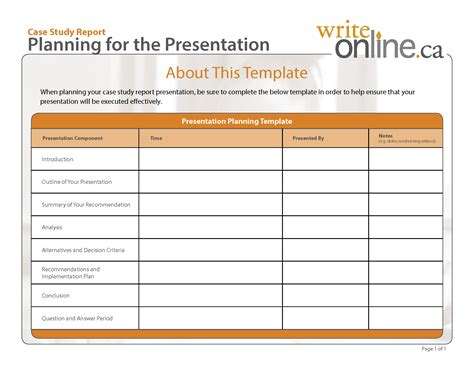 template for writing a study write study report writing guide resources