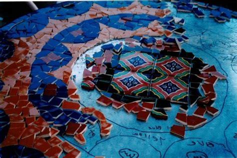 Moderne Mosaik Vorlagen mosaik basteln prachtvolle kunstwerke schaffen