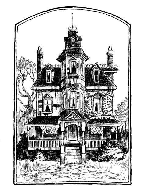 Coloring Page The Spiderwick Chronicles 1 Spiderwick Chronicles Coloring Pages