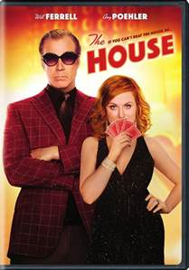 the house dvd release date october 10 2017
