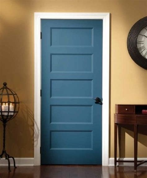 accent door colors craftsman style interior doors door designs plans dare you paint them an accent color lime