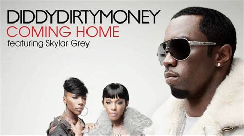 diddy money coming home ft skylar grey speed
