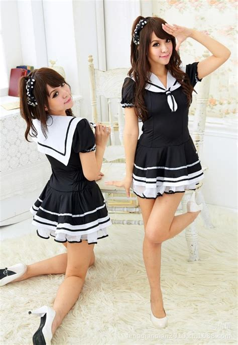 woman sxe japon free shipment sexy lingerie cosplay student uniform