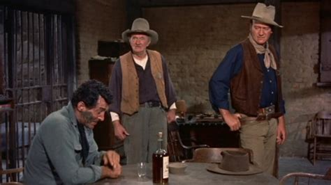 film cowboy rio bravo john wayne movies umr