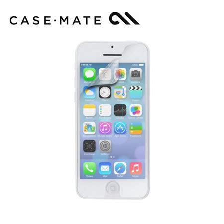 iphone 5c screen protector mate screen protector for apple iphone 5c pack mobilefun