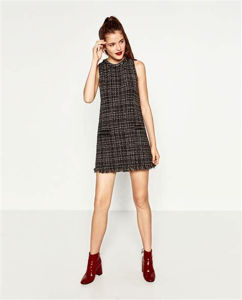 imagenes de vestidos otoño invierno vestidos zara otono 11