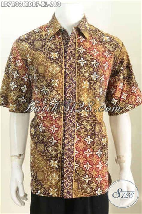 Kemeja Doby Premium Sedia Kemeja Batik Lengan Pendek Kwalitas Premium
