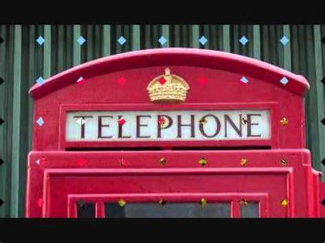 cabine inglesi cabine telefoniche inglesi