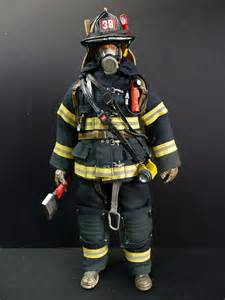 picture of a fireman hardware something is burning in the server room how