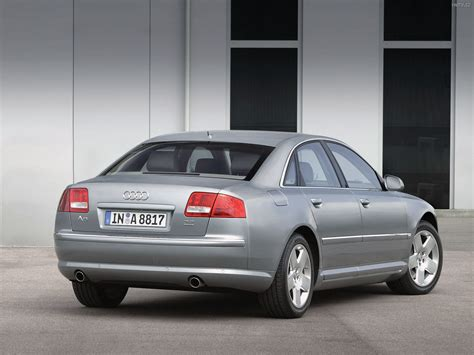 Audi A8 2005 by Audi A8 2005 Auta Na Plochu Tapety Na Plochu Wallpapers