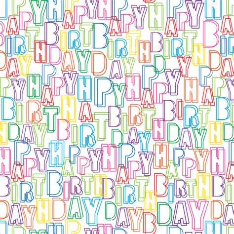My Birthday Gift Essay by Image Gallery Happy Birthday Wrapping Paper