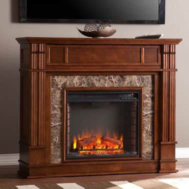 Mobile Home Fireplace Parts by Sei Media Electric Fireplace Media Furniture Home Appliances Shop The Exchange