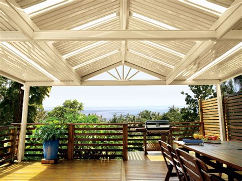 Gable Roof Cost Gable Roof Patios 183 Aussie Style Patios 183 Perth Patios