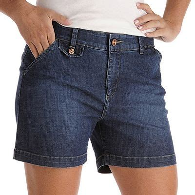 lee comfort waistband shorts lee lotte comfort waist denim shorts things i want