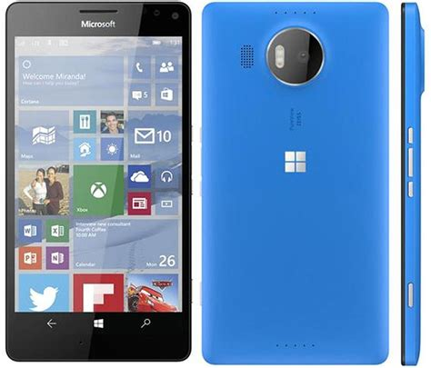 Microsoft Lumia Xl microsoft s upcoming lumia 950 and 950 xl windows 10