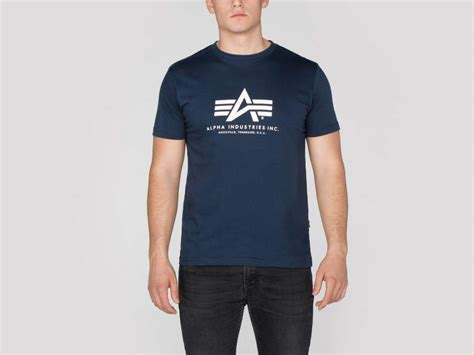 T Shirt X 02 basic t shirt t shirts polos alpha industries