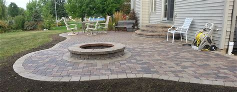 How To Do A Paver Patio How Much Does It Cost To Build A Paver Patio