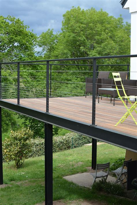 Eclairage Exterieur Terrasse 431 by Best 25 Banisters Ideas On Banister Ideas
