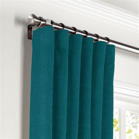 dark teal curtains best 25 teal curtains ideas on pinterest window