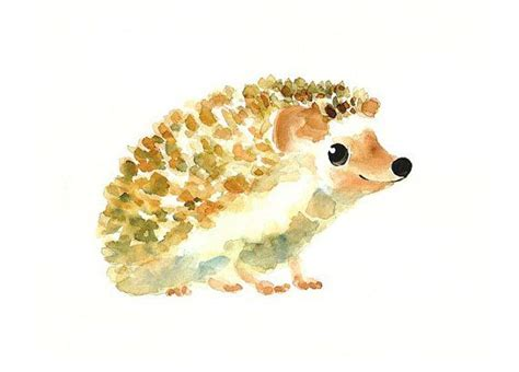 252 best images about watercolor animal on pinterest