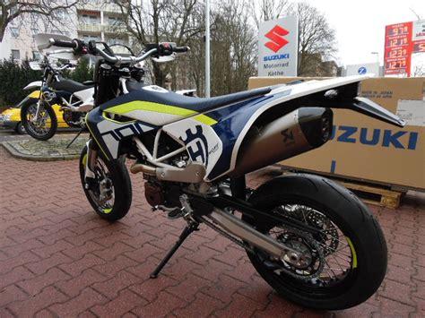 Motorradvermietung Chemnitz by Umgebautes Motorrad Husqvarna 701 Supermoto Von Motorrad