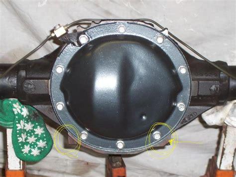 pontiac 10 bolt rear end identification gm bop rear end identification images