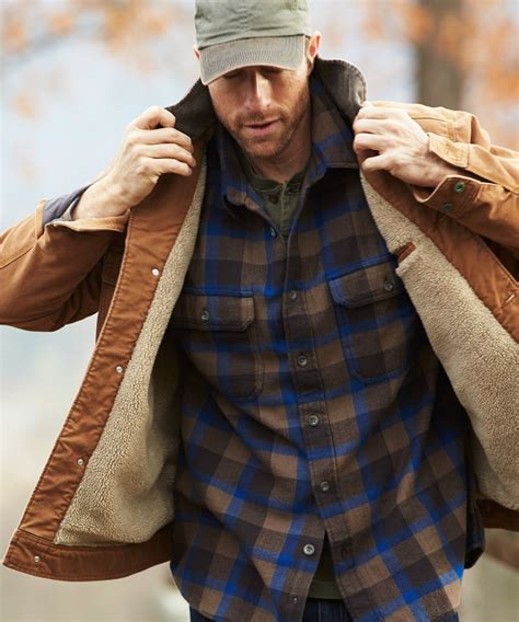 Rugged Outdoor Wear S The Drifter Jacket By Woolrich 174 The Original Outdoor Clothing Company The Fresh Prince
