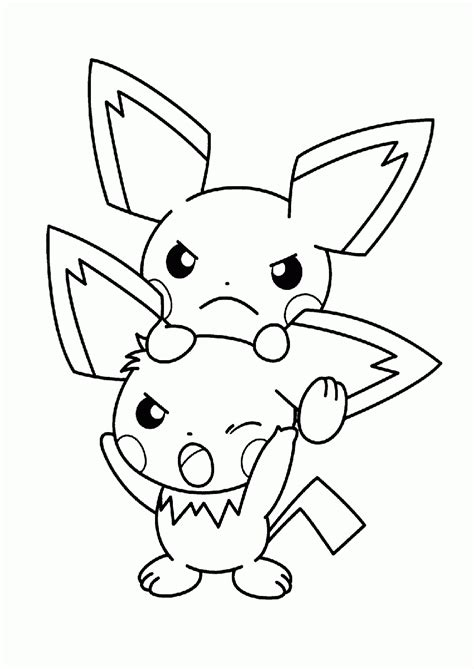 pikachu christmas coloring pages pikachu christmas coloring pages festival collections