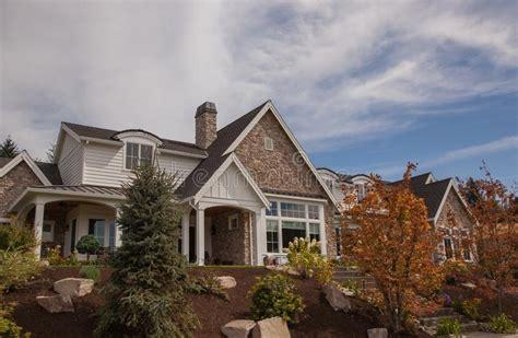 modern executive home design stock image image 33226949