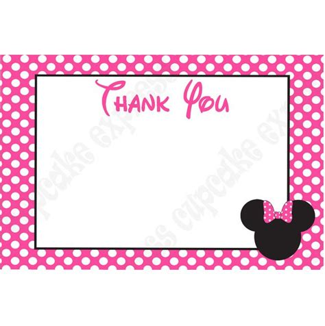 printable birthday cards minnie mouse free minnie mouse printables minnie mouse printable 4x6