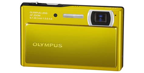 Kamera Olympus Mju 1040 olympus mju 1040 lyd bilde