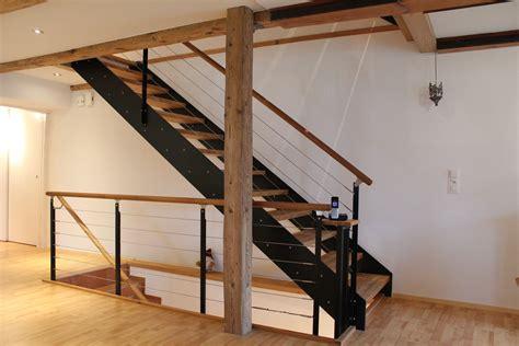 absturzsicherung treppe treppen ihr holzhaus pm mangold holzbau ag