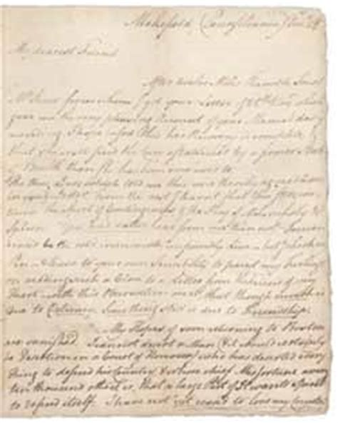 up letter american revolution massachusetts historical society the darkest december