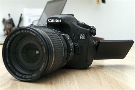 Kamera Canon Dslr Eos 60d harga canon eos 60d dslr mumpuni berkualitas menakjubkan