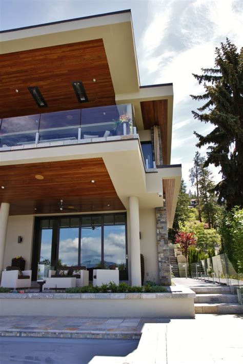 modern home design in kelowna bc