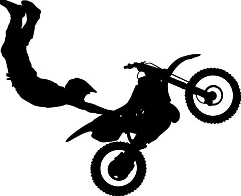 motocross bike stickers bike stickers design free download cliparts co