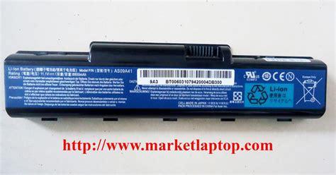 Harga Baterai Acer Aspire 4732z Original toko sparepart dan service laptop di malang