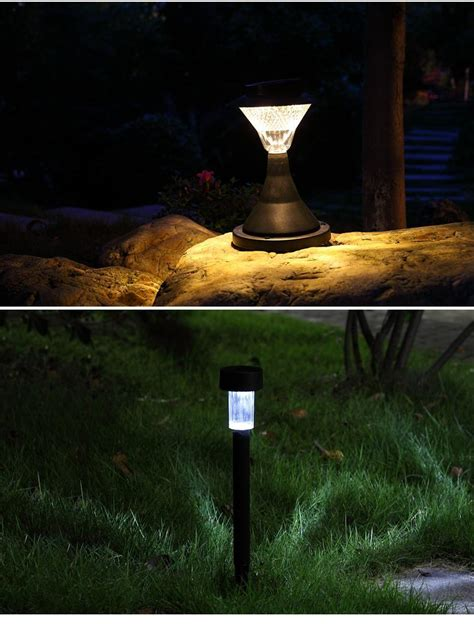 Solar Landscape Garden Lighting Ultra Bright Led Home Lawn Bright Solar Landscape Lights
