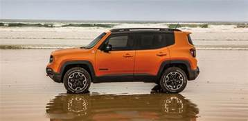 Jeep Renegade 2017 Jeep Renegade Adventure Seeking Compact Suv