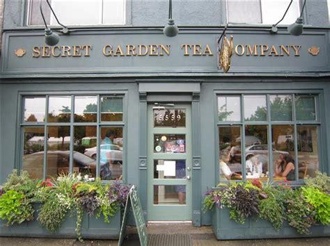 The Secret Garden Tea Room by The Secret Garden Tea Company High Tea Vs Afternoon Tea
