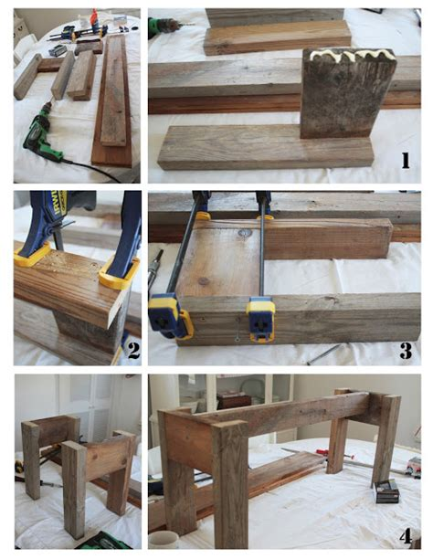 do it yourself work bench creating vintage charm do it yourself farmhouse style bench