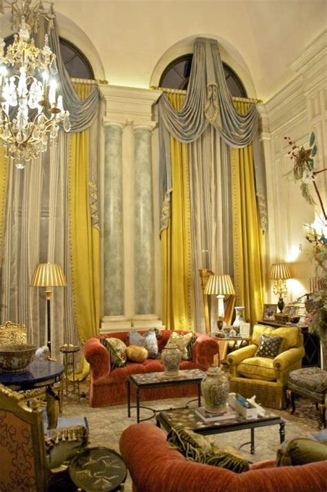classical bedroom curtain curved window treatments pinterest valance arch and bedrooms best 159 two story window treatments images on pinterest